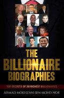 The Billionaire Biographies