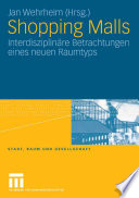 Shopping Malls