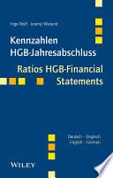 HGB-Kennzahlen Deutsch-englisch Fur Betriebliche Entscheidungen Zur Kontrolle Zur Dokumentation