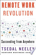 Book Remote Work Revolution