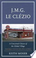 J.M.G. Le Clézio A Concerned Citizen of the Global Village