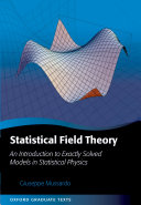 Statistical Field Theory