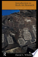 Introduction to Rock Art Research  Second Edition