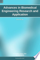 Advances In Biomedical Engineering Research And Application 2011 Edition