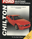 Chilton Ford Mustang