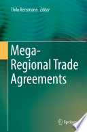 Mega Regional Trade Agreements