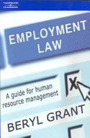 Employment Law Find The Legal Aspect Of Their Study