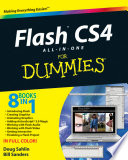 Flash CS4 All-in-One For Dummies : learn how to use adobe flash...
