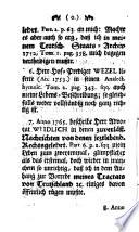Lebensgeschichte Johann Jacob Mosers