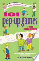 101 Pep Up Games for Children