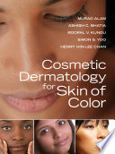 cosmetic dermatology for skin of color