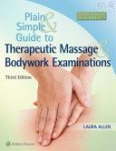 Plain Simple Guide Therap Massage