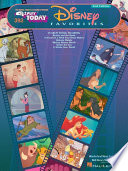 Disney Favorites  Songbook