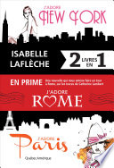 J Adore New York J Adore Paris J Adore Rome Coffret Num Rique
