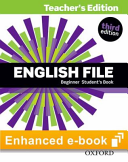 English File: e-book teacher's edition