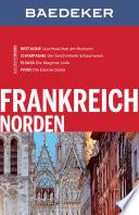 Baedeker Reiseführer Frankreich Norden