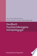 Handbuch Psychiatriebezogene Sozialpädagogik