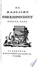 De Haagsche correspondent Pdf/ePub eBook