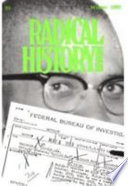 Radical History Review: