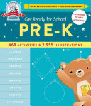 Get Ready for School  Pre K