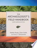 The Archaeologist s Field Handbook
