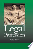 Ethics Of The Legal Profession