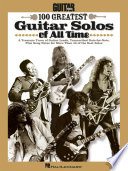 Guitar World s 100 Greatest Guitar Solos of All Time