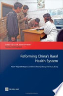 Reforming China S Rural Health System