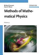 Methods of Mathematical Physics, Volume 2
