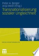 Berger, Transnation.