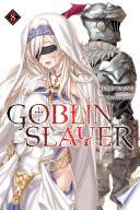 Goblin Slayer Vol 8 Light Novel