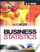 Business Statistics 3E