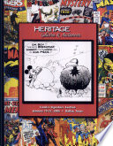 Heritage Comics Auctions  Dallas Signature Auction Catalog  819