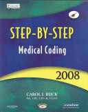 Step By Step Medical Coding 2008 Edition