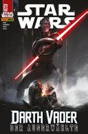 Star Wars, Comicmagazin 36 - Darth Vader - Der Auserwählte