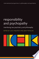 Responsibility and Psychopathy