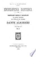 Enciclopedia Dantesca