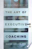 The Art Of Executive Coaching
