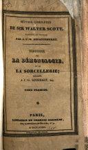 Histoire d'Ecosse, tome II, deuxième série
