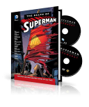 Death of Superman Book   DVD Set