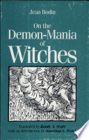 On The Demon-mania Of Witches : ...