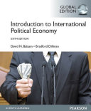 Introduction to International Political Economy  Global Edition