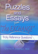 Puzzles and Essays from  The Exchange