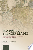 Mapping The Germans book