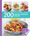 200 Tapas   Spanish Dishes