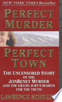 Perfect Murder Perfect Town book