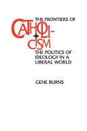 The Frontiers of Catholicism