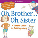 Oh  Brother    Oh  Sister  Book PDF