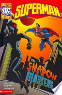 The Shadow Masters That Super Heroine Acrata Is