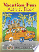 Vacation Fun Activity Book
